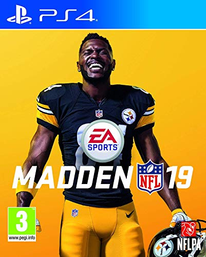 Price comparison product image Madden NFL 19 (PS4) UK IMPORT REGION FREE