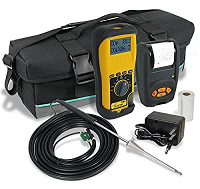 UEi Test Instruments C85KIT EOS Combustion Analyzer Kit
