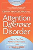 Attention Difference Disorder, Kenny Handelman, 1600378889