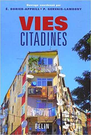 Téléchargement Vies citadines pdf, epub