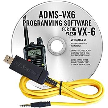 Amazon com: Valley Enterprises Yaesu USB FTDI Radio Programming