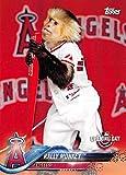 #3: 2018 Topps Opening Day Mascots #M-14 Rally Monkey Angels Baseball MLB