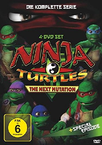 Ninja Turtles - The Next Mutation: Die komplette Serie ...