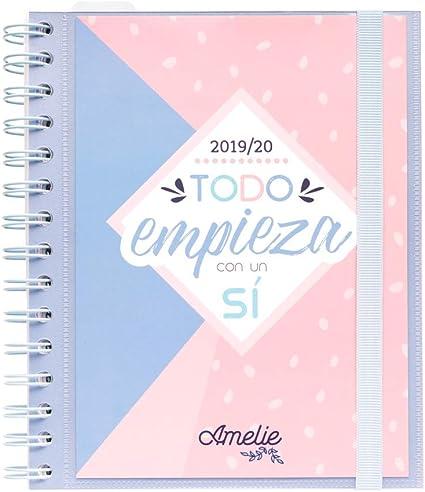 Agenda escolar 2020 2019