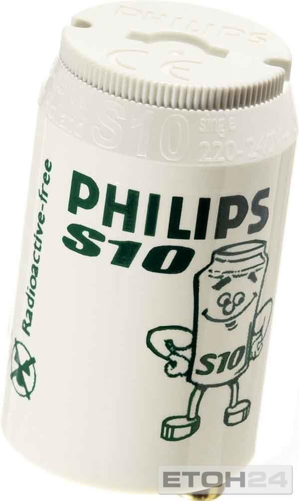 Philips m286352 –  S-10 Fluorescent Starter 4 –  65 W