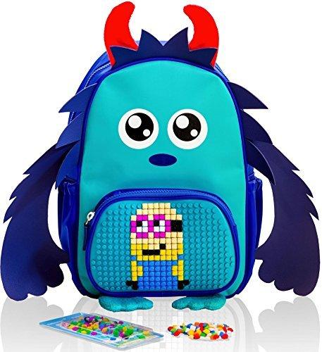 EPIC KIDS Mini Backpack for children- Cute Girls and Boys Preschool kindergarten...