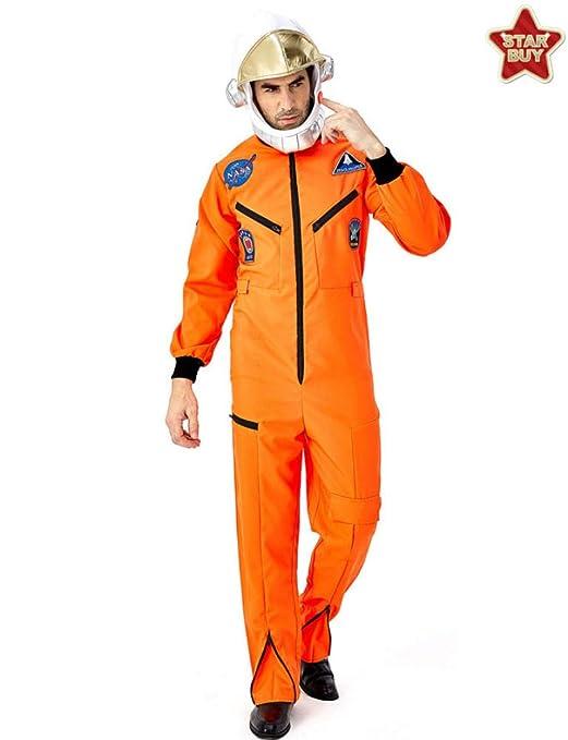 COSOER Traje Espacial De Astronauta Cosplay para Padres E ...