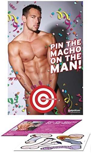 - Pin the macho on the man game by Tycon Net