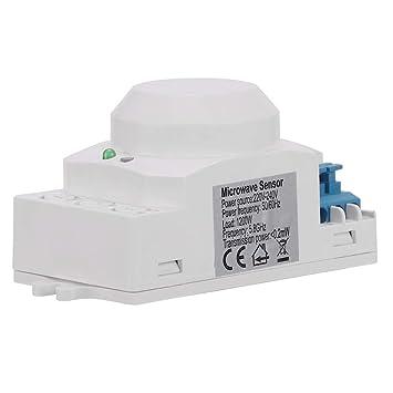 Interruptor del Sensor, Interruptor de inducción de microondas ...
