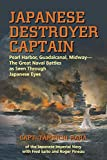 Japanese Destroyer Captain: Pearl