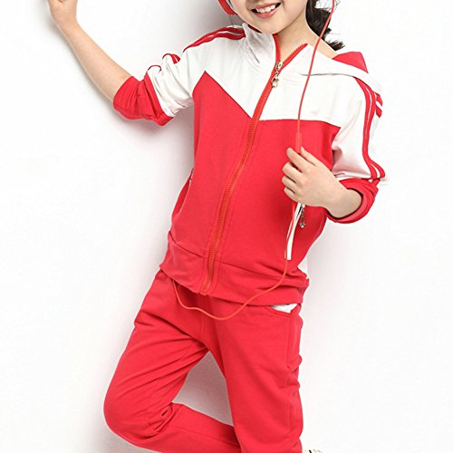 Top Girls Soccer Tracksuits & Sweatsuits
