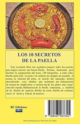 Los 10 Secretos de La Paella: Segunda Edicion: Amazon.es: Jose ...
