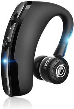 HKSMAN V9 - Auriculares manos libres inalámbricos Bluetooth con ...