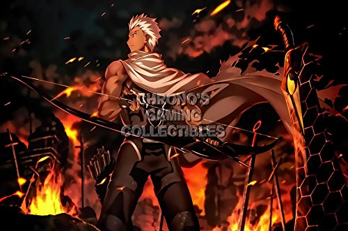 CGC Huge Poster - Fate Stay Night Unlimited Blade Works - Archer - FSN075 (24