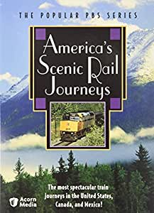 AMERICA'S SCENIC RAIL JOURNEYS DVD