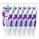 Lion Check-up Gel 60g 6 Tubes Grape (Made in Japan). Top seller in Japan