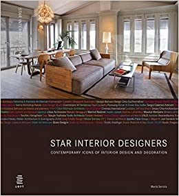 Amazon Star Interior Designers Latest Trends Of History Desingers 9788499368566 Marta Serrats Books