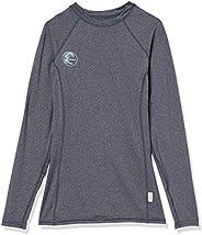 O'Neill Wetsuits Womens Women's Hybrid L/S Ra