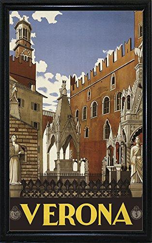 Verona-VINAPP121075 Framed Print 20
