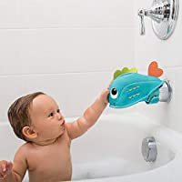 Bathtub Faucet Cover for Baby, Cap The Tap Bath Spout Cover Baby Bath Spout Cover Bath Tub Faucet Extender Protector…