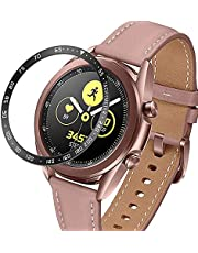 Stainless Steel Bezel Ring for Samsung Galaxy Watch 3 - Size 41 - Black