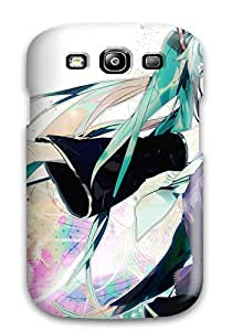 Cute Tpu MING ZENG Vocaloid Case Cover For Galaxy S3
