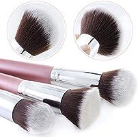 e8dee941c05e PINKPANDA Makeup Brushes 10 Pcs Sakura Pink Professional Make up ...