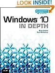 Windows 10 In Depth (includes Content...