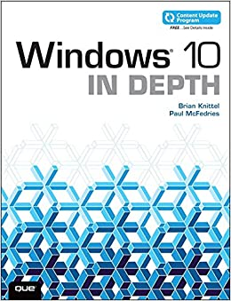 Windows 10 in Depth