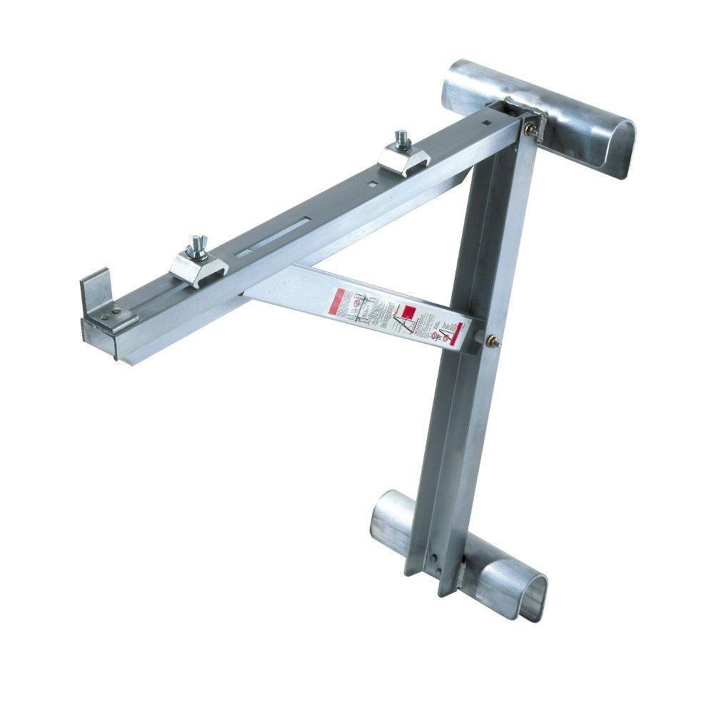 Werner Short Body Aluminum Ladder Jacks for Stages up to 14'' Width