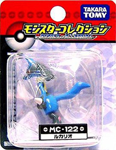 Takaratomy Lucario (MC-122): Pokemon Monster Collection 2
