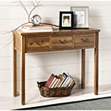 Safavieh American Homes Collection Cindy Oak Console Table