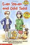 Even Steven and Odd Todd, Level 3 (Hello Math Reader)