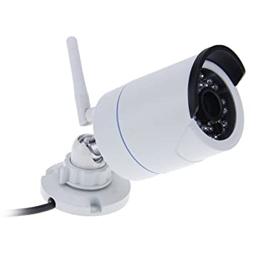 TENVIS TH692 Outdoor HD 720P Wireless Waterproof IP/Network Security Camera,  Remote Live View
