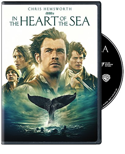 In the Heart of the Sea (DVD) (In The Heart Of The Sea True)