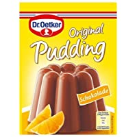 Pudín de chocolate original Dr. Oetker - 3 PC
