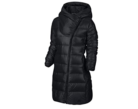cb275ba078450 Nike Sportswear Women's Down Parka: Amazon.co.uk: Clothing