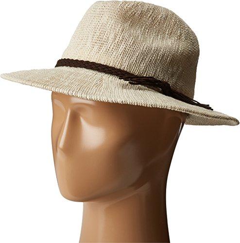 scala-womens-knit-safari-with-braid-trim-ivory-hat