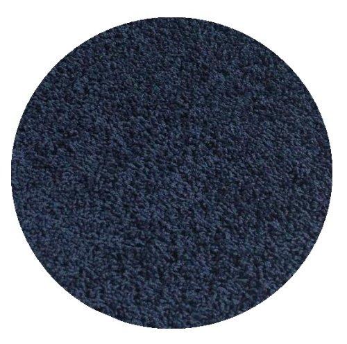 Summer Storm Blue - 6' ROUND Custom Carpet Area Rug