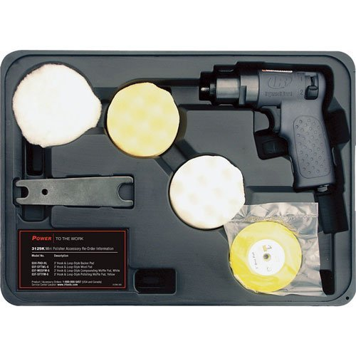 Ingersoll Rand 3129K 3-Inch Mini Polisher Kit by Ingersoll-Rand