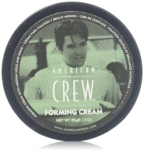 (American Crew Forming Cream, 3 Ounce (Pack of 4))