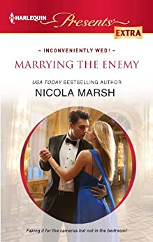 Marrying the Enemy (Inconveniently Wed!) by [Marsh, Nicola]