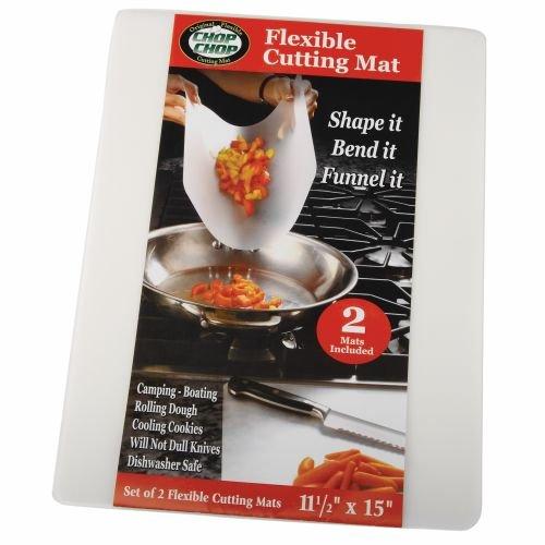 Chop & Chop Flexible Cutting Mat/Board Set - 11.5 - Chop Mat