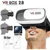 Link+ VR BOX 3D Virtual Reality Glasses For Lenovo K5 Plus