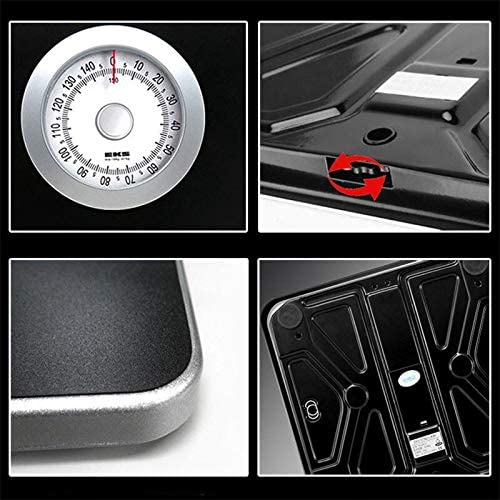 Weighing Scale Mechanical Scale Smart Bathroom Body Weight Scale Floor Home Human Weight Spring Scale 150kg