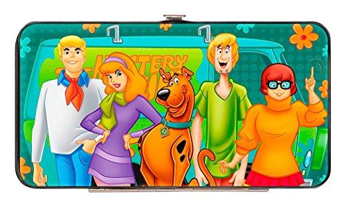 Buckle-Down Buckle-Down Hinge Wallet - Scooby Doo Accessory, -Scooby Doo, 7