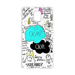 Fault In Our Stars Cell Phone Case for Samsung Galaxy Note4