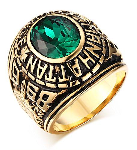 college graduation rings - 1