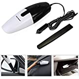Keynice Car Vacuum Cleaner ,12 Volt 75W Portable Handheld Auto Vacuum Cleaner Auto Lightweight Dustbuster