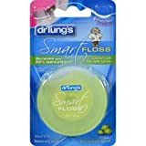 Dr. Tung's Smart Floss, 30 yds, Natural Cardamom Flavor 1 ea Colors May Vary (Pack of 2)